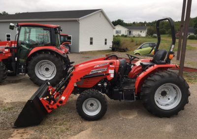 REDUCED New 2017 McCormick X1.35H DEMO