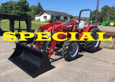 SPECIAL New 2017 McCormick X4.30 Standard Rops
