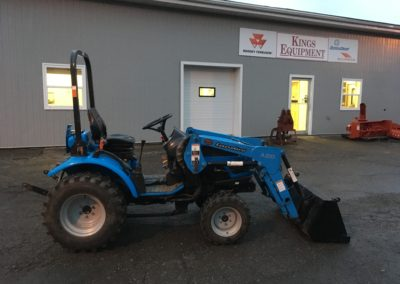 2012 Landini 1-25H Tractor with Loader