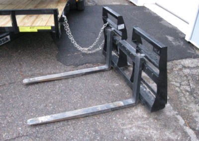 New Horst Quick Attach Pallet Forks