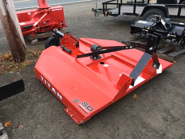 REDUCED New 2019 Titan 5′ Rotary Cutter REDUCED