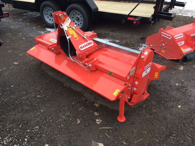 REDUCED New 2018 Maschio 49″ Rotary Tiller REDUCED
