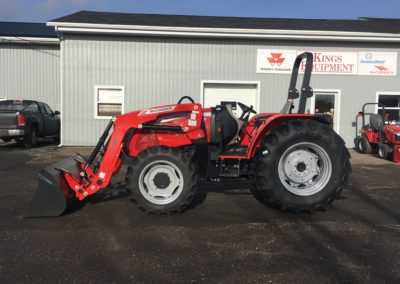 New 2020 McCormick X4.30 Standard Rops Tractor