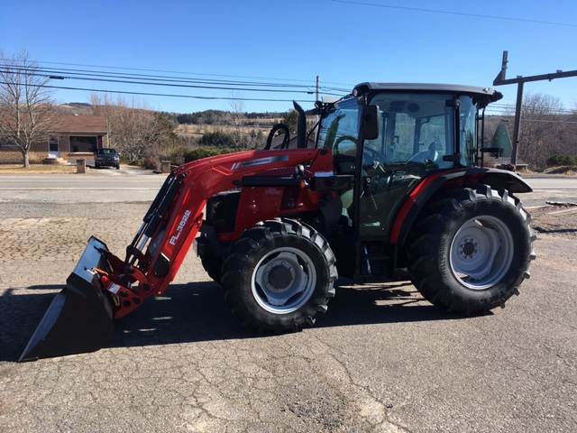 REDUCED New 2019 Massey Ferguson 4708L Cab REDUCED