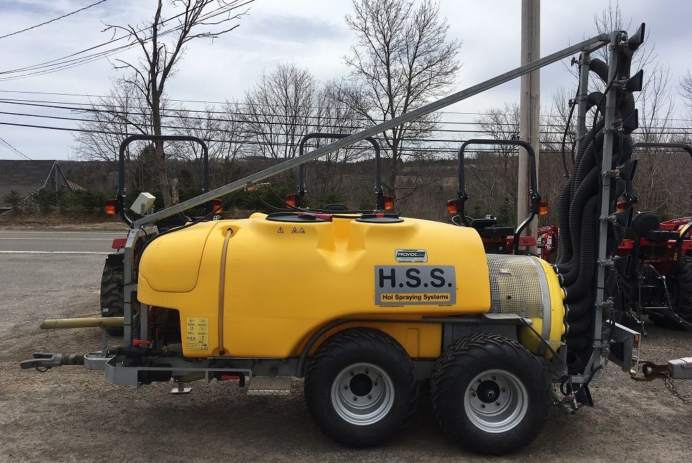 HSS CF2000 Orchard Sprayers