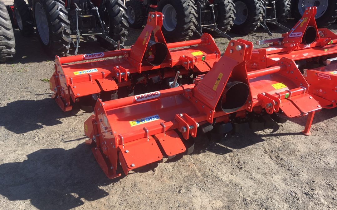 REDUCED New 2019 Maschio 73″ Rotary Tiller REDUCED