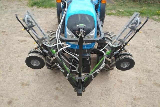 New Herbinator Weed Sprayer Boom