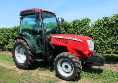 New 2020 McCormick X4.50F Orchard Tractor