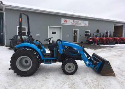 2012 Landini 1-35H Tractor with Loader