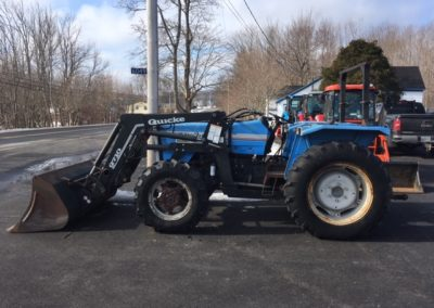 1991 Landini 5860 Tractor with Loader
