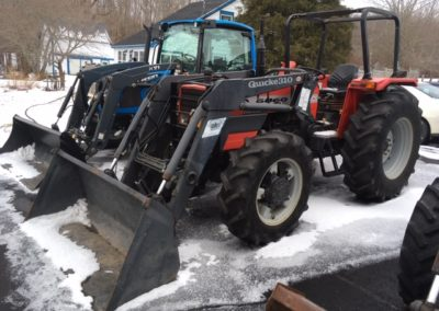 2003 Landini 6860 Tractor with Loader